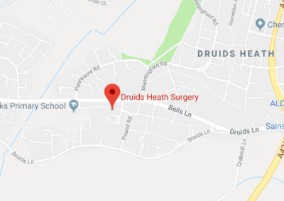 Druid's Heath Medical Practcice