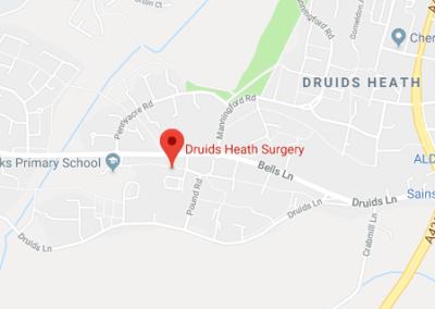 Druid's Heath Medical Practcice
